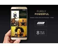 Celular Blu Vivo 5 Gold Dual Sim Liberado - Viña del Mar