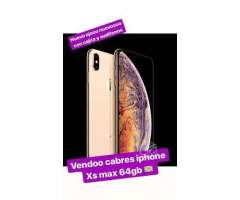 Iphone XS MAX 64gb - Coquimbo