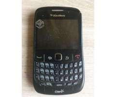 Blackberry curve (telefono retro) - Santiago