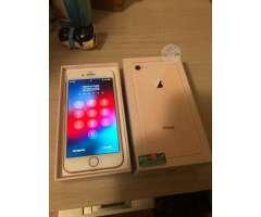 IPhone 8 Gold como nuevo - San Pedro de la Paz