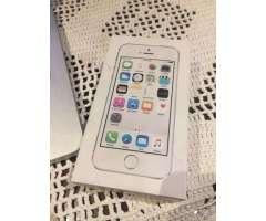 Caja Iphone 5s white 16 GB - Copiapó