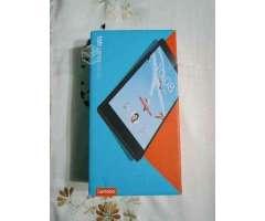 Excelente tablet lenovo con 4G Nueva - Maipú