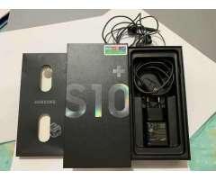 Excelente Celular Samsung S10 Plus - Copiapó