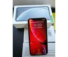 Iphone Xr blanco 128 gb - Linares