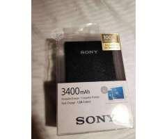 Cargador Portátil Sony - Santiago