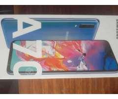 Samsung A70 nuevo boleta - San Pedro de la Paz