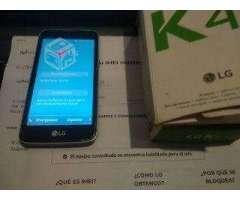 LG K4 Smartphone con pantalla 5`` Impecable - Quinta Normal
