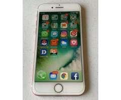 Iphone 7 rose gold 32gb IMPECCABLE !!!! - Peñalolén