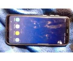 Samsung s8  - Macul