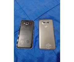 Celulares (LG G5(SE) , Galaxy J5(5) - Estación Central