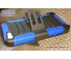 Carcasa Iphone 5s para Trekking con funda - Independencia