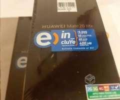Huawei Mate 20 Lite Sellado - Recoleta