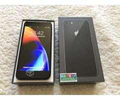 IPhone 8 como nuevo sin detalles - Temuco