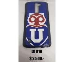 Carcasa LG K10 U. De Chile Chuncho - Maipú