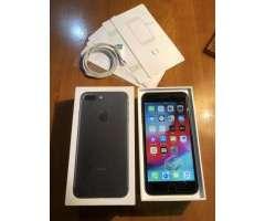IPhone 7 Plus perfecto estado - San Pedro de la Paz