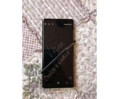 Samsung Note 8 más regalos - Rancagua
