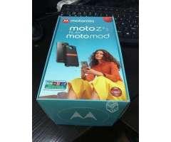 Motorola Z2 Play con parlante JBL - La Serena