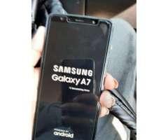 Samsung galaxy A7  - Macul