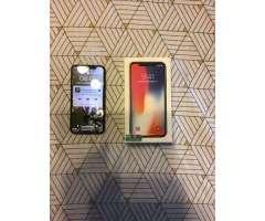 Iphone X 64 gb 1 año de uso - San Pedro de la Paz