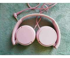 Audifonos sony color rosa - San Fernando