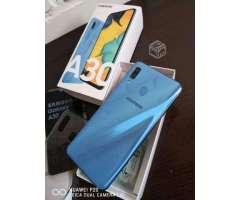 Samsung A30 año 2019 nuevo - Arica