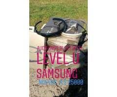 Audífonos level u Samsung - Temuco