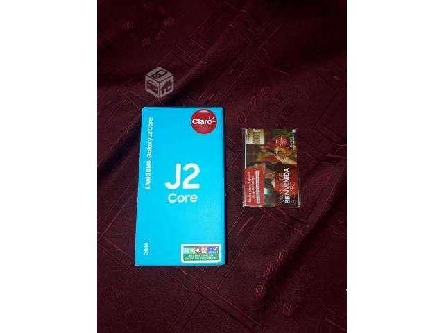 Samsung j2 core - Pitrufquén