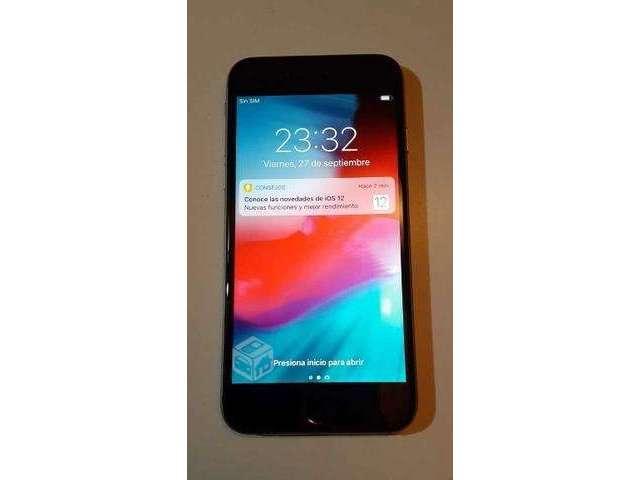 Aiphone 6 desbloqueado y totalmente pagado - Maipú