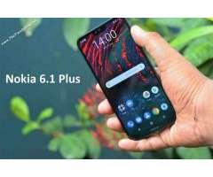 Nokia 6.1 plus - Osorno