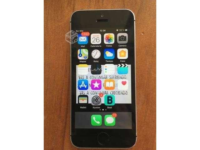 Celular iPhone SE - Santiago