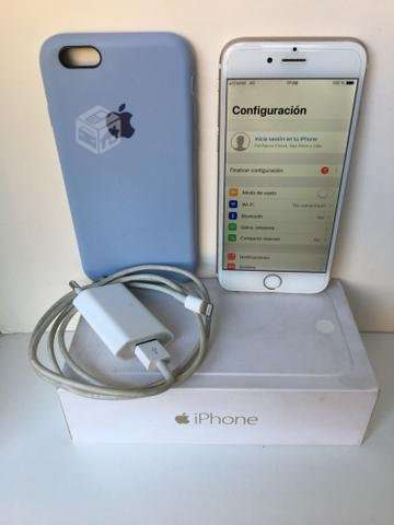 IPhone 6 Gold 128 Gb + Cargador - Viña del Mar