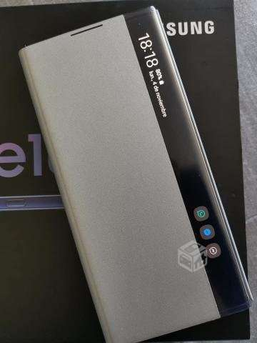 Samsung Galaxy Note 10+ Negro, Todo Original - Calama