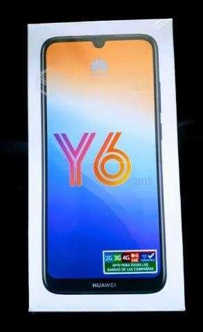 Huawei Y6 2019. 32GB : 2RAM. [SELLADO].  - Estación Central