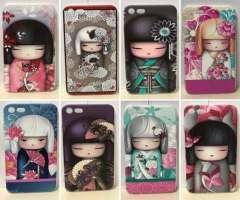 Carcasas Kimmidoll iPhone Silicona - Providencia