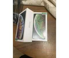 IPhone XS Max 64 sellado - La Cisterna