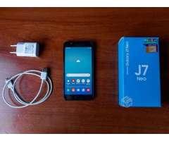 Samsung Galaxy j7 neo en perfecto estado - Temuco