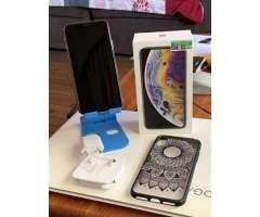 IPhone XS Silver (64gb) - Concepción