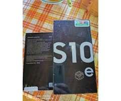 Samsung Galaxy s10E - Colbún