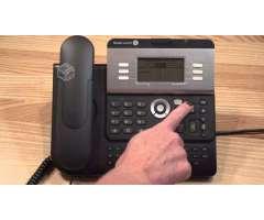 Teléfono digital Alcatel 4029 para OmniPCX - Santiago