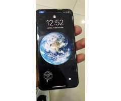 Iphone xs max 64g gold impecable - Santiago
