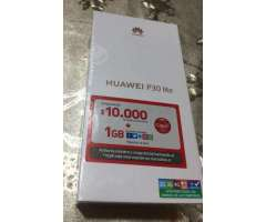 Huawei p30 sellado 128gb - Curicó