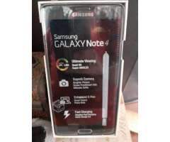 Samsung note 4 huella dactilar 32g 3ram 16 mgpx  - Puente Alto