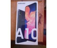 Samsung A10 nuevo, sellado en caja, prepago - Coquimbo
