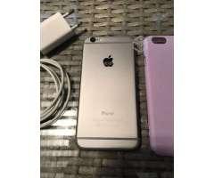 IPhone 6 Silver - Los Ángeles