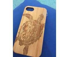 Carcasa iphone 6 o 6s de madera - Coquimbo