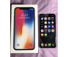 IPhone X 64GB Space Gray - Linares