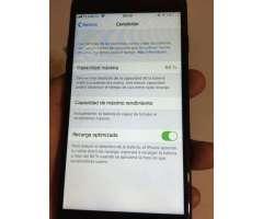 IPhone 7 black liberado - San Javier