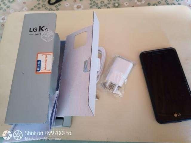 LG K4 - Temuco