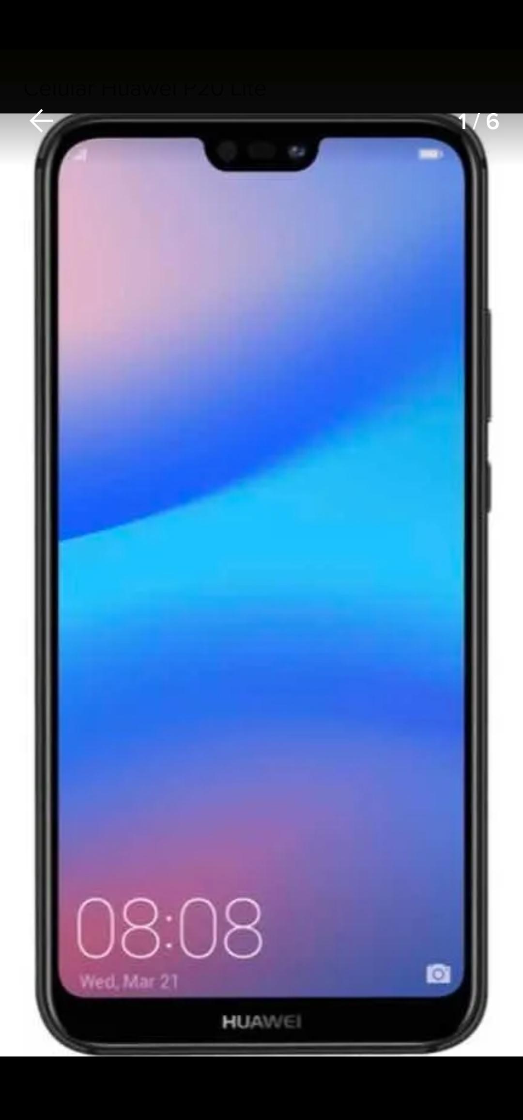 Huawei p20 lite oferta 130000