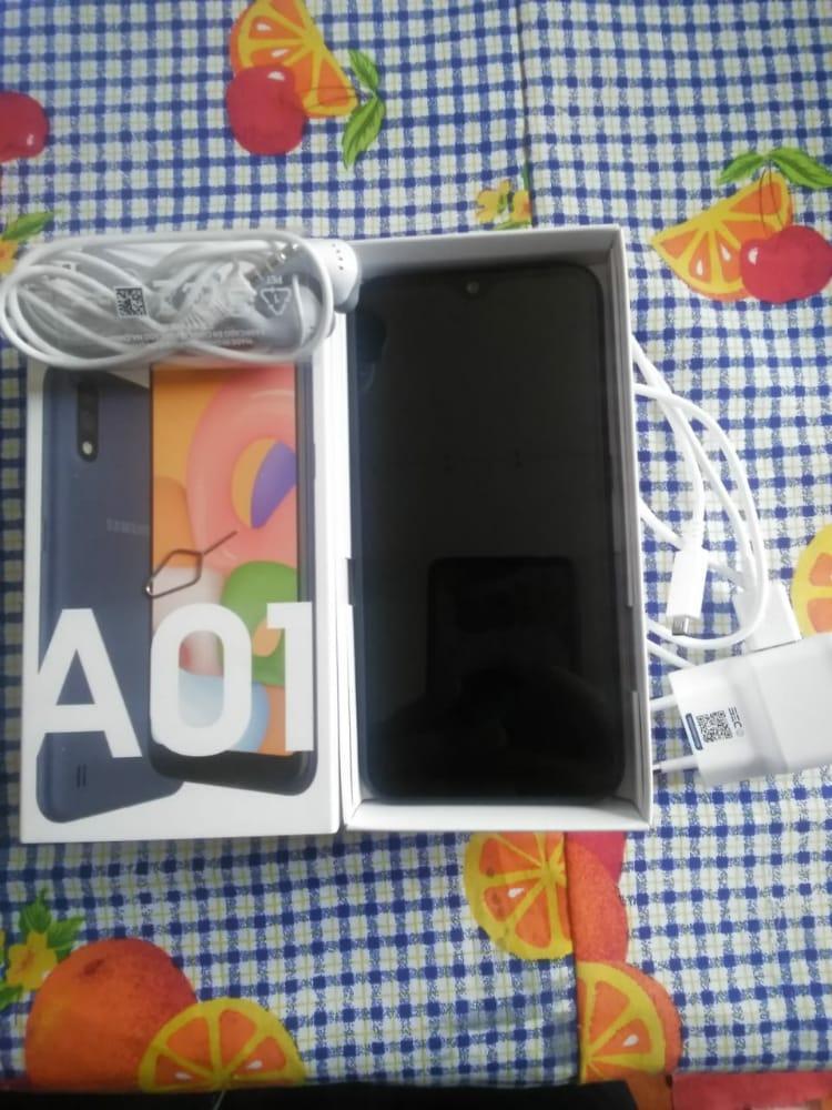 vendo Samsung Galaxy A01